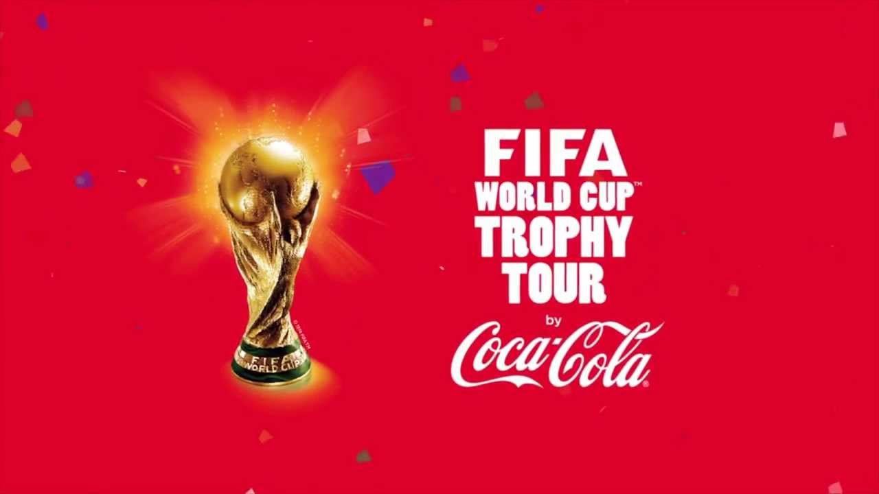 FIFA World Cup Trophy Tour by Coca-Cola